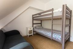 Des lits superposés qui raviront les enfants