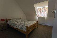 Une chambre spacieuse pour s'y détendre